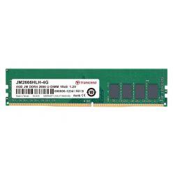 Transcend JetRam 4GB DDR4 2666 CL19 1Rx8 UDIMM
