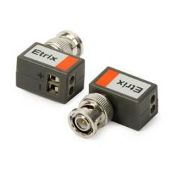 Obrazový vysílač/přijímač: TR- 1B (úhlový, BNC kolík)
