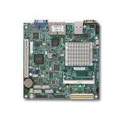 SUPERMICRO ITX MB Atom S2160, DDR3 ECC SODIMM,4xSATA3,1xPCI 32bit, RAID 0,1, 2xLAN,IPMI