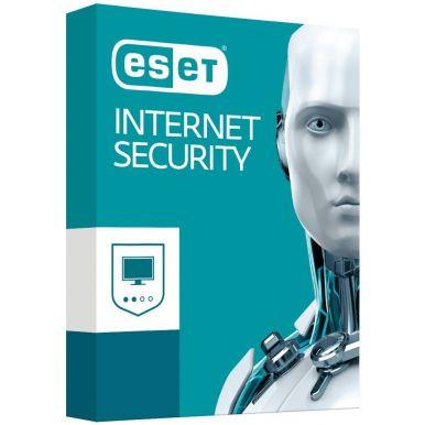 ESET Internet Security - 3 instalace na 1 rok, elektronicky