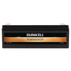 Duracell DR2.3-12 12V 2.3Ah VRLA Security Battery
