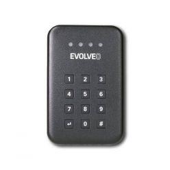 """EVOLVEO 2.5"""" Encrypt 1, externí rámeček na 2.5"""" HDD, USB 3.0"""
