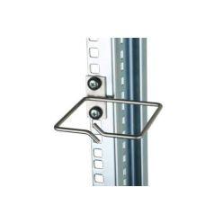 Vyvazovací háček 80x80 D1 kov levý fix, čelní gate