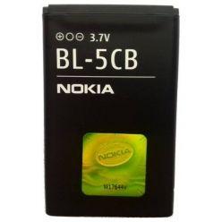 Nokia BL-5CB, originální baterie, Li-ion, 3.7V, bulk