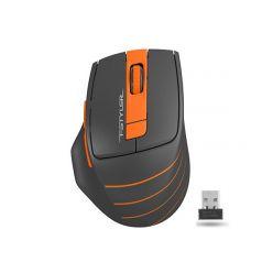 A4tech FG30B, FSTYLER bezdrátová myš, optická 2000DPI, 2.4 GHz, oranžová