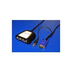 Rozbočovač VGA na  2 monitory, 250 MHz