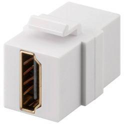 Goobay KeyStone modul HDMI A - HDMI, Female/Female