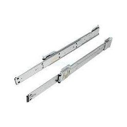 "SUPERMICRO 2U,3U, 17.2""W Short Rail Set for Square Hole Rack, Quick/Quick"