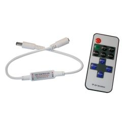 TIPA LED kontroler / stmívač pro jednu barvu, RF OLP02