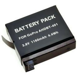 TRX baterie GoPro/ 1160 mAh/ pro Hero4/ neoriginální