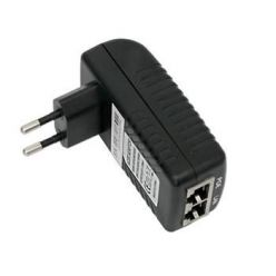 WiFiHW • 24V1APOE • 24V napájecí zdroj s integrovaným POE injektorem a LED kontrolkou