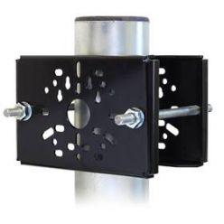 Držák kamer na stožár DKS105 - komaxit černý