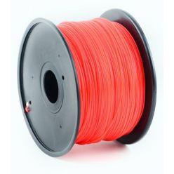 GEMBIRD 3D HIPS plastové vlákno pro tiskárny, průměr 1,75mm, 1kg, červená