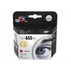 Ink. kazeta TB kompatibilní s HP 655, Magenta, refill