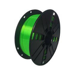 GEMBIRD 3D PETG plastové vlákno pro tiskárny, průměr 1,75mm, 1kg, zelená
