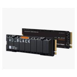 WD Black SN850 500GB + chladič