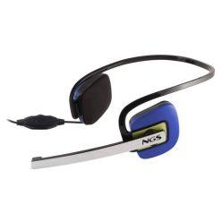 NGS AMPHORASCRIPT, Headset, modrá