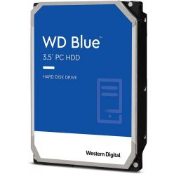"""WD Blue 4TB, 3.5"""" HDD, 5400rpm, 256MB, SMR, SATA III"""