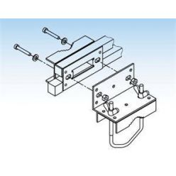 ISKRA adaptér pro vertikální uchycení antén
