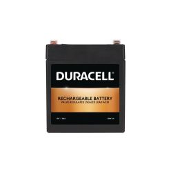 Duracell DR5-12 12V 5Ah VRLA Baterie F2