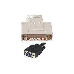 PremiumCord SUN VGA kabel VGA 15M - 13W3 F 3m