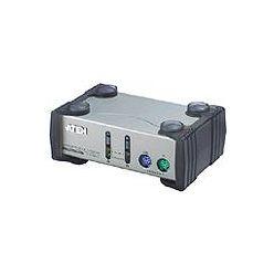 ATEN KVM switch CS-82AC PS/2 2PC včetně kabeláže