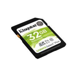 Kingston Canvas Select Plus 32GB SDHC karta, UHS-I U1