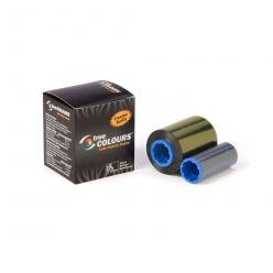 Páska Zebra P330i/P430i, monochromatická barvící páska, pro 1500ks karet při jednostranném potisku, černá