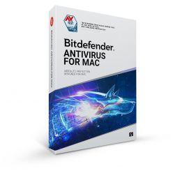 Bitdefender Antivirus for Mac 3 zařízení na 2 roky