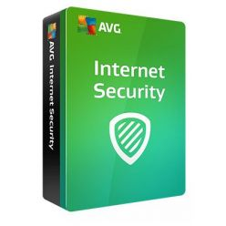 AVG Internet Security for Windows 2 PCs (1 year)