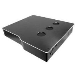 SILVERSTONE SST-LC09B Lascala Black 60W zdroj + externí AC adaptér