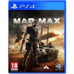PS4 hra Mad Max
