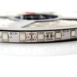 LED pásek Premium Line lighting SMD 5050, 60LED/m,5m, červená, IP20,12V