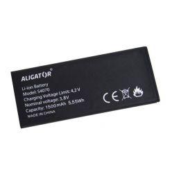 Aligator baterie S4070 DUO, Li-Ion 1500 mAh, originální