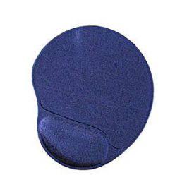 Gembird ERGO Maxi, gelová podložka pod myš, modrá