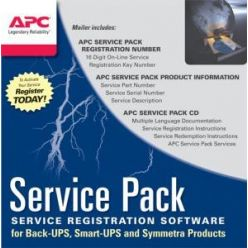 APC 1 rok prodloužené záruky pro současný prodej s UPS