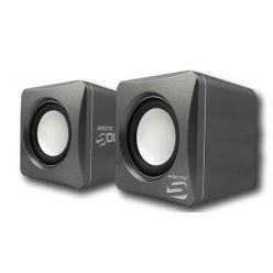 Arctic Sound S111 - přenosné USB reproduktory, 4W