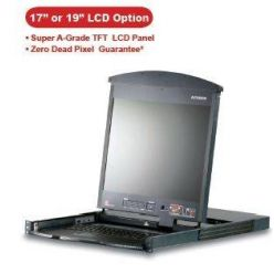"""ATEN KVM switch KL-1516MA 16PC KVM 17""""LCD CAT5"""