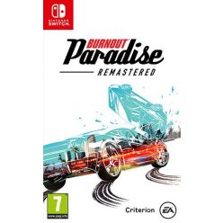 NS hra Burnout Paradise Remastered