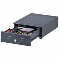 Pokladní zásuvka Metapace K-4 24V, RJ11, pro tiskárny, černá