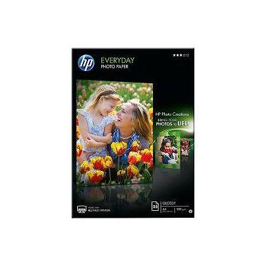 HP Everyday Photo Paper,A4, 25 listů, 170g/m2