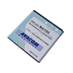 Náhradní baterie AVACOM Baterie do mobilu Sony Ericsson pro Xperia Pro, Xperia Neo Li-Ion 3,7V 1500mAh (náhrada BA700)