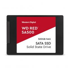 WD Red SA500 - 500GB