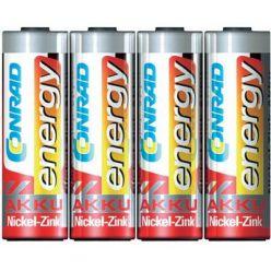 Conrad energy Ni-Zn akumulátory, AA, 1.6V, 1500mAh, 4ks