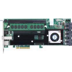 Areca1883ix-24 (LSI3108) SAS3RAID(0/1/5/6/10/50/60) 6×8643,1×8644,exp:128,2GB+,PCI-E8g3