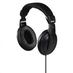 Hama sluchátka Basic4TV, uzavřená, černá
