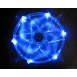 PRIMECOOLER PC-L18025L12S/Blue, ventilátor, 18cm, 3pin