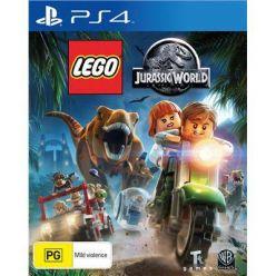 PS4 hra Lego Jurassic World