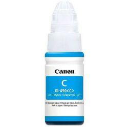 Canon GI-490 Cyan, azurový inkoust, 70ml