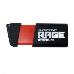 Patriot Supersonic Rage Elite 512GB flash disk, USB 3.1, 400R/300W
